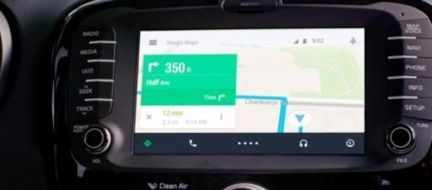 Nuevo android para coches