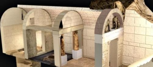 Destacan los hallazgos de la gran tumba Amphipolis