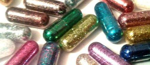 Glitter Pills lançam pílulas inovadoras