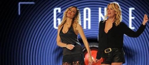 Ilary Blasi e Alessia Marcuzzi GF 14
