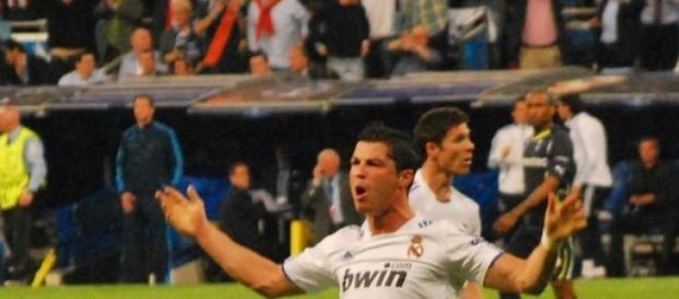 Cristiano Ronaldo, avançado do Real Madrid