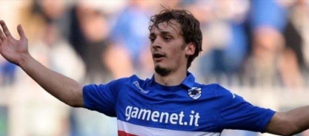 Gabbiadini ancora in gol in campionato