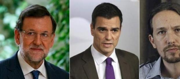Los partidos políticos en España.