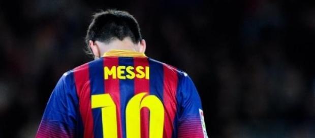 Messi, el líder de un Barcelona en descomposición