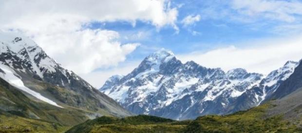 Nowa Zelandia, kraina Władcy Pierścieni