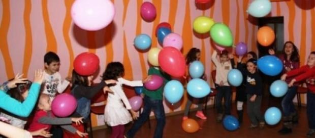 Petreceri pentru copii cu mancare sanatoasa