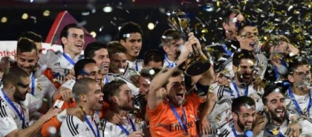 Real Madrid, ¡Viva el Rey del Mundo!