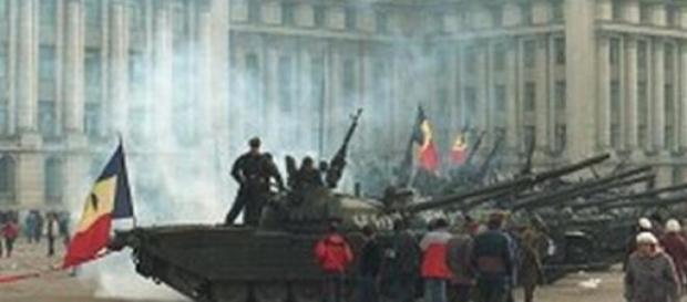 revolutia romana decembrie 1989