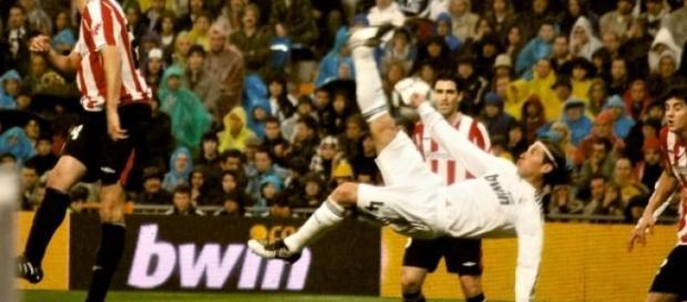 Sergio Ramos foto de archivo
