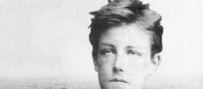 El mítico poeta Arthur Rimbaud