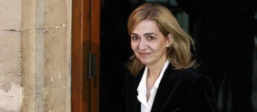 El juez Castro sentará a la Infanta Cristina.