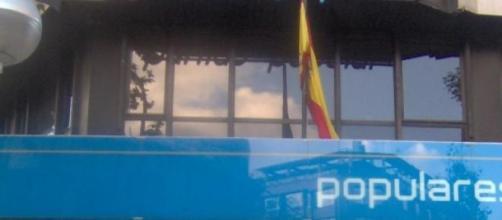 """El Partido Popular recurre a """"la caca"""""""