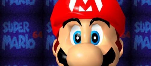Imagen de un juego de Super Mario.