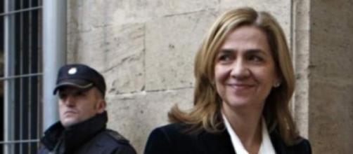 Incriminazione per Cristina di Borbone