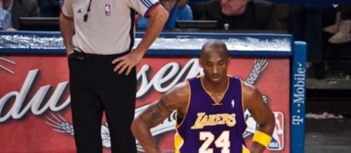 Kobe Bryant está en el ocaso de su carrera