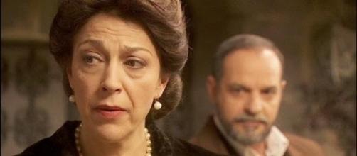 Raimundo e Francisca si dicono addio