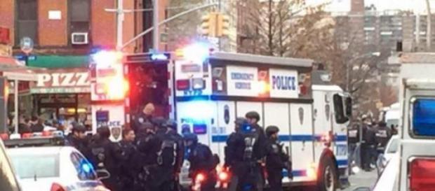 Doble asesinato en Nueva York.