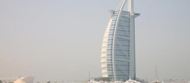 Dubaj - kraina z innej planety.