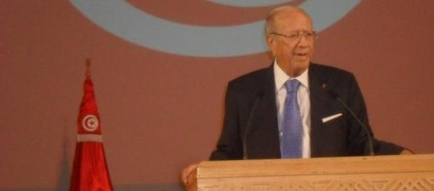 Essebsi président tunisien?