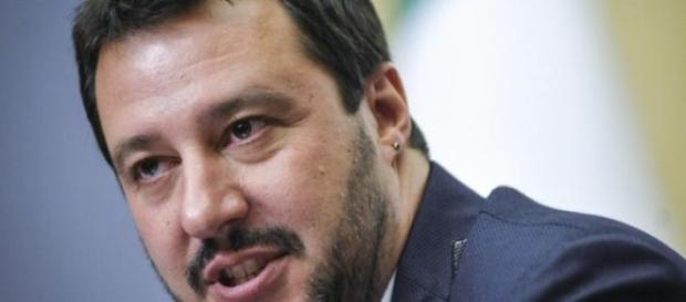 Matteo Salvini, Lega Nord