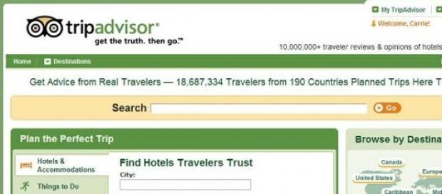 Multa di 500 mila euro per TripAdvisor