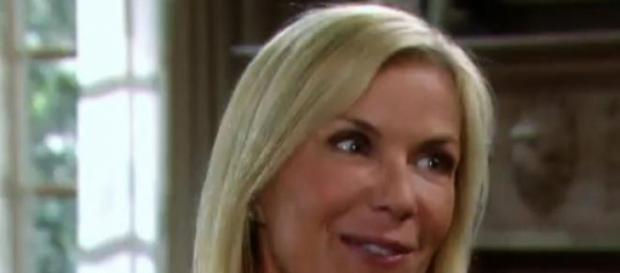 Ridge blocca le nozze di Bill e Brooke