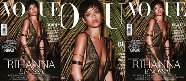 Rihanna nueva estilista de Puma.
