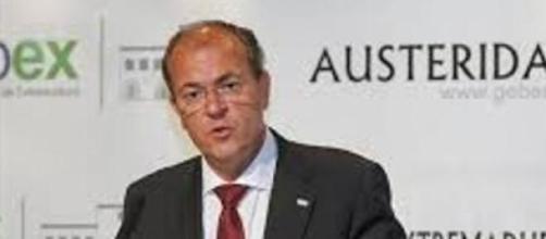 El político José Antonio Monago