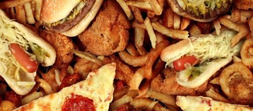 Fast-food is everywhere you look