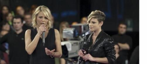 I consigli di Maria ad Emma Marrone per Sanremo.
