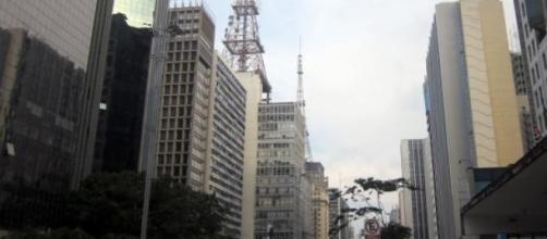 Imagem da Avenida Paulista