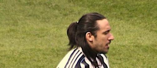 Jonás Gutiérrez, futebolista do Newcastle.