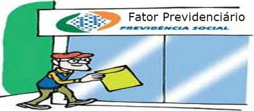 O fator previdenciário e aposetadoria