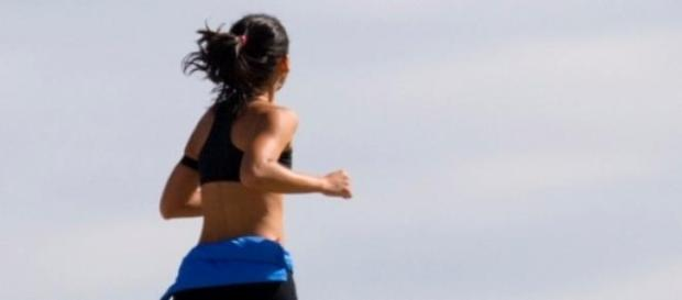 A corrida traz muitos benefícios à sua saúde.