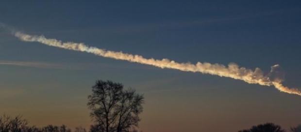 El asteroide de Chelyabinsk