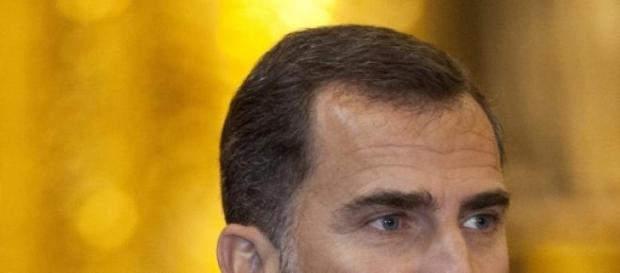 El rey de España, Felipe VI