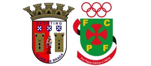 SC Braga vs FC Paços de Ferreira