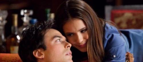 El mejor momento de Damon y Elena