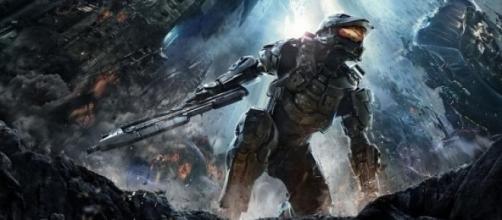 Imagen de un personaje de 'Halo'