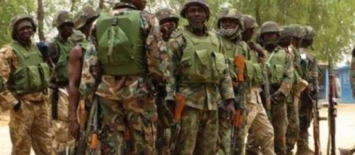 l'armée camerounaise au front contre Boko haram