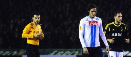 Napoli football team player