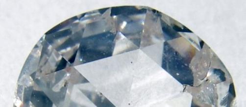 Un gisement de diamant découvert.