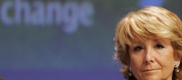 Aguirre pretende la alcaldía de Madrid