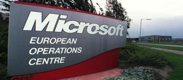 Microsoft centro de operaciones europeo