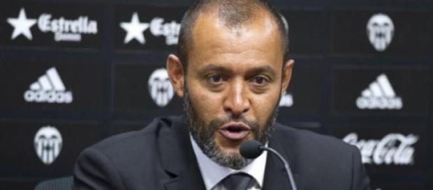 Nuno, entrenador del Valencia
