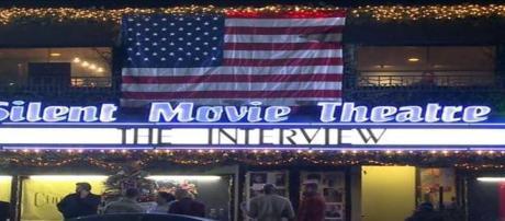 La Comedia de Sony fue estrenada en los cines