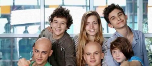 Il cast di Braccialetti Rossi