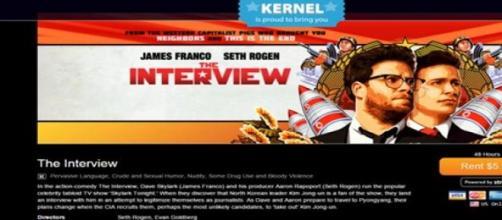 Imagen de la sinopsis de 'La Entrevista'