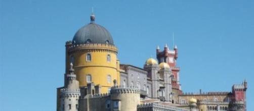 O Palácio da Pena é um dos destinos de eleição