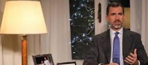 Primer discurso navideño de Felipe VI
